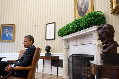 Foto oficial de la Casa Blanca / Pete Souza