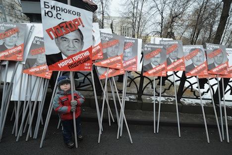 ¿Qué piensan de Rusia y de la democracia occidental los opositores a Vladímir Putin? Fuente: RIA Nóvosti / Iliá Pitalev
