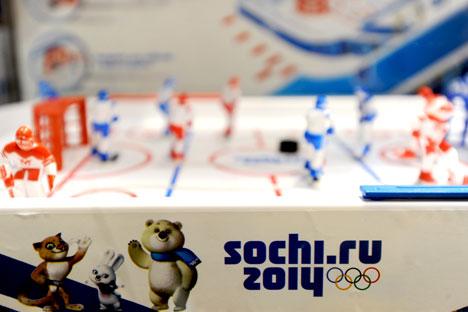 Queda un año para que den comienzo las Olimpiadas de invierno en la ciudad del sur de Rusia. Fuente: ITAR-TASS