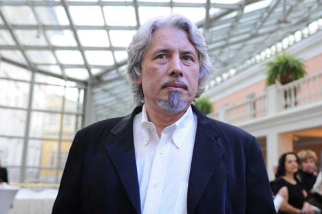 El escritor ruso ha sido incluido en la lista de nominados para el Man Booker International Prize. Fuente: ITAR-TASS