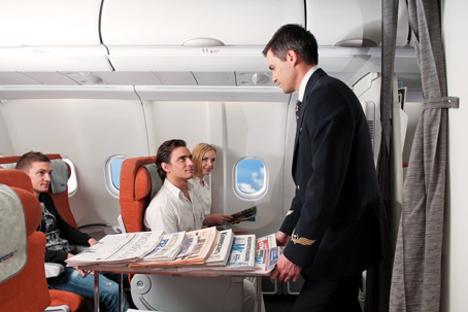 En el 2011, las líneas aéreas rusas en las rutas nacionales tuvieron unas pérdidas superiores a los 25 millones de dólares. Fuente: Servicio de prensa