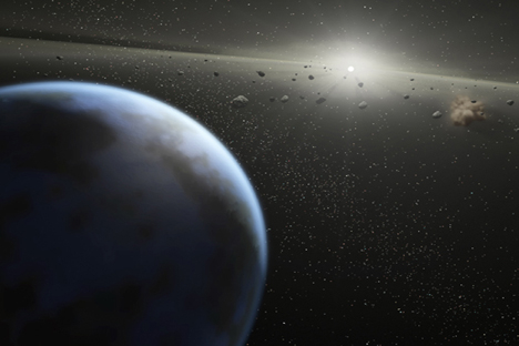 Foto: NASA/JPL-Caltech/T.Pyle (SCC).