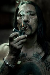 Danny Trejo. Fuente: Kinopoisk.ru