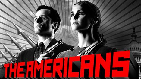 La serie televisiva 'The Americans' vuelve a poner de moda las bambalinas de la Guerra fría. Fuente: Kinopoisk.ru