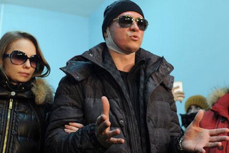 Habla el director artístico del teatro moscovita, Serguéi Filin, tras el atentado con ácido sulfúrico que le desfiguró el rostro. Fuente: Reuters