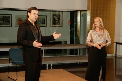 Músicos, bailarines y otros artistas de prestigio residentes en Cataluña se implican en un ambicioso proyecto de difusión de la cultura rusa. Fuente: Maite Montroi
