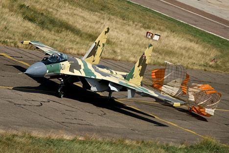 Defensa requipa la Fuerza Aérea de Rusia con 650 aviones y helicópteros modernizados. Fuente: mil.ru