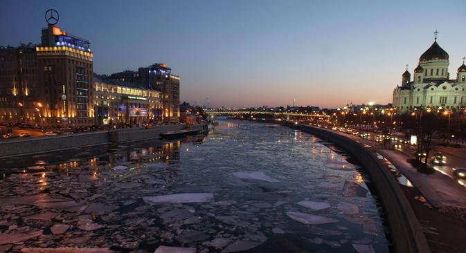 ¿Cómo ha afectado el cambio climático a Rusia y al mundo en general? Fuente: PhotoXpress