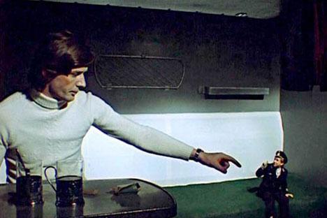 """Fragmento de la película """"Charodéi"""" de 1982. Fuente: Kinopoisk.ru"""