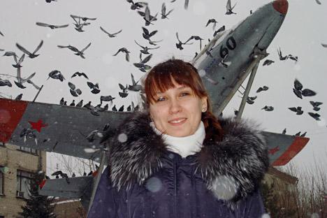 Yulia Yevdokimenko cuenta cómo se cayó de una altura de 800 metros, se salvó milagrosamente y cambió su vida. Fuente: Kommersant
