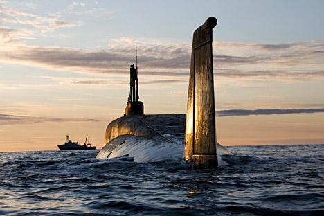 El país aumenta su presupuesto en defensa, mientras se reduce el de los países occidentales. Fuente: RIA Novosti