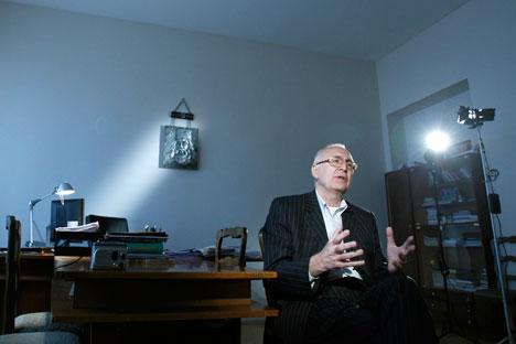 Representante Especial del Primer Ministro georgiano a cargo de las relaciones con Rusia Zurab Abashidze. Foto: Reuters