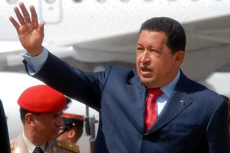 """El gobierno ruso se refiere al líder venezolano como """"un hombre fuerte, un gran político y un líder indiscutible"""". Fuente: Reuters"""