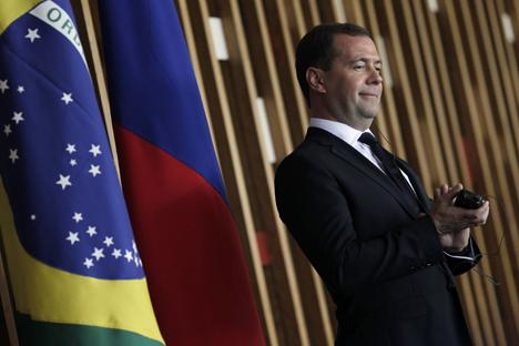 Moscú y Brasilia aumentan los niveles de cooperación aprovechando las ventajas de su complementariedad económica. Fuente: Reuters
