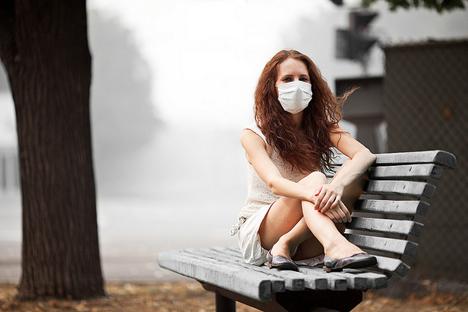Aunque sus niveles de contaminación son mejores que los del promedio de la OCDE, las autoridades deberían tomar nota de las advertencias de la OMS. Fuente: Flickr / vimba.ru