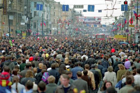Entre 70 e 80% dos russos admitem nutrir sentimentos preconceituosos Foto: PhotoXPress