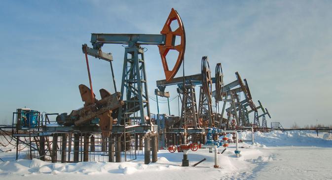 Un incremento de las reservas ayudará a aumentar la producción de recursos clave. Por ejemplo, las reservas de petróleo subirán en 6.010 millones de toneladas. Fuente: ITAR-TASS
