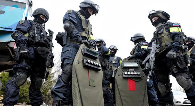 Se enviarán agentes al extranjero para que colaboren con los organismos de inteligencia locales. Fuente: ITAR-TASS