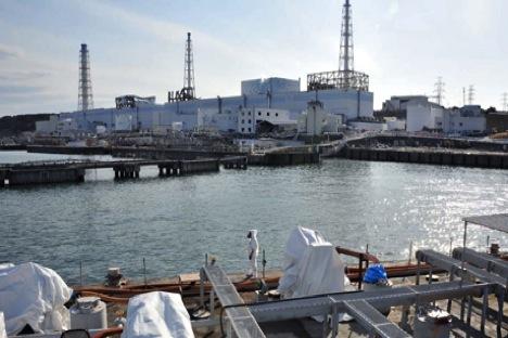 En marzo de 2011 un terremoto de gran potencia sacudió Japón. Fuente: EPA