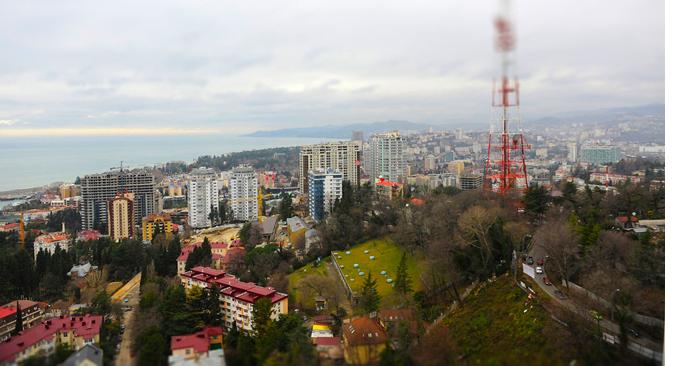 Un itinerario para descubrir a la costera sede de los Juegos Olímpicos de Invierno 2014. Fuente: Mijaíl Mordasov / Focus Pictures