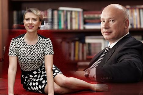 Entrevista al empresario de éxito ruso Oleg Boiko, presidente del holding de inversiones Finstar. Fuente: AP, Finstar