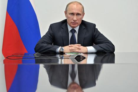 Trotz der zahlreichen Haushaltslöcher plant Putin keine neuen Steuererhöhungen. Foto: AP