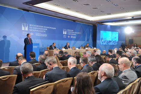 Rusia presenta a los países occidentales su visión sobre importantes asuntos bilaterales. Fuente: Ria Novosti