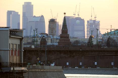 País subiu seis posições, mas continua em defasagem em termos de cultura corporativa Foto: Kommersant-Vlast