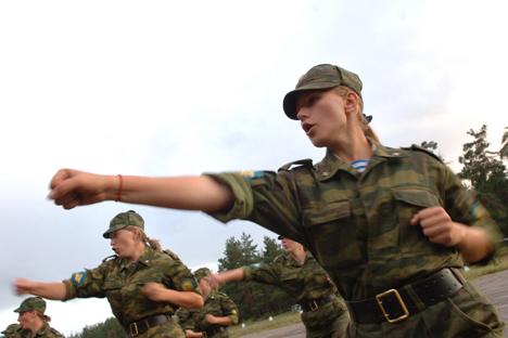 Segundo uma das autoras, ideia é igualar direitos entre mulheres e homens na matéria Foto: RIA Nóvosti