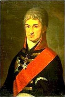 El conde Nikolái Rezánov. Fuente: Wikipedia.