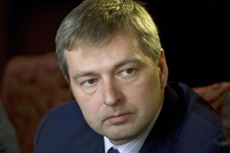 Dmitri Ribolovlev. Fuente: Ria Novosti