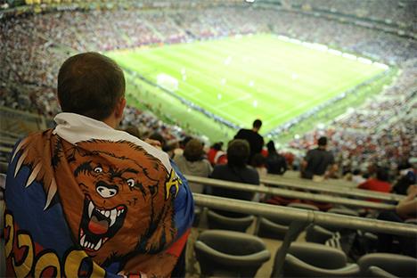 Copa do Mundo 2018 será realizada em 12 estádios espalhados por 11 cidades russas Foto: Mikhail Mordassov