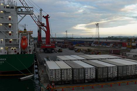 Hay buenas perspectivas para las exportaciones españolas a Rusia. Fuente: flickr / sodaro,k