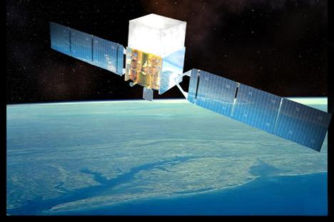 Se da a conocer que el año pasado la basura espacial amenazó el observatorio espacial de rayos gamma Fermi. Fuente: NASA E/PO, Sonoma State University, Aurore Simonnet