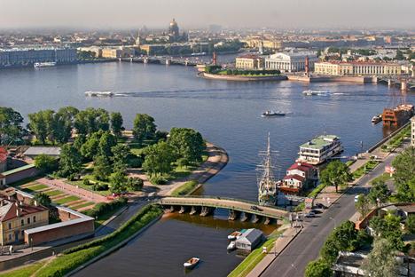 Cidade tornou-se a única do país a integrar o ranking internacional Foto: Aleksandr Petrossián