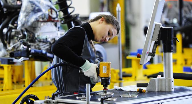 Está a punto de convertirse en el mayor de Europa y los fabricante nacionales compiten ahora con empresas extranjeras. Fuente: Itar-Tass