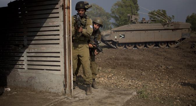 Confronto armado entre entre as autoridades e a oposição na Síria teve início em março de 2011 Foto: AP