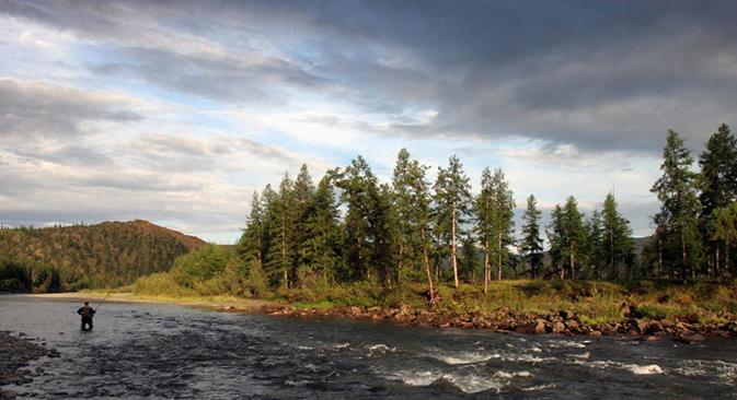 Chukotka, uno de los lugares más aislados del mundo. Fuente: flickr / magadan