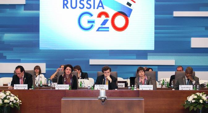 Fuente: G20 / Press Service