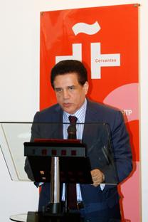 Rafael Francisco Amador Campos, embajador de Colombia en la Federación Rusa. Fuente: Santi Pueyo