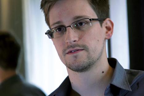Edward Snowden. Fuente: AP.