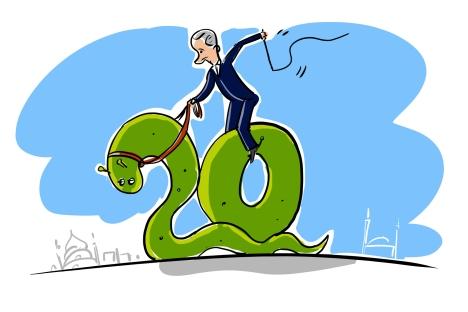 Dibujado por Alexéi Iorsh