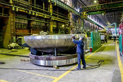 En la actualidad Rosatom está construyendo centrales nucleares para su exportación a China y América Latina, entre otros. Fuente: Press Photo