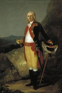 José de Urrutia y de las Casas, caballero Comendador de la Imperial Orden Militar de San Jorge de Rusia en 4º Grado. Fuente: Wikipedia
