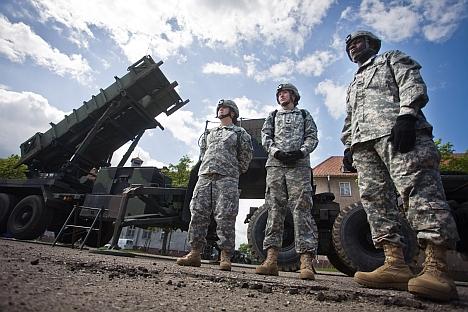 Rusia busca un nuevo tratado de defensa de misiles anterior al de 2001. Fuente: AFP