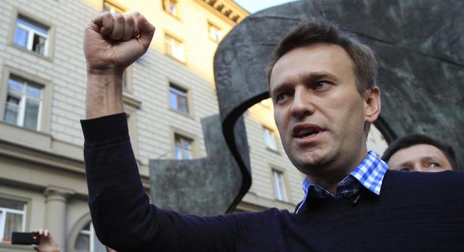 Segundo o ex-deputado do partido Rússia Justa e membro do KSO Guennâdi Gudkov, Naválni tem as melhores perspectivas eleitorais em Moscou Foto: Reuters