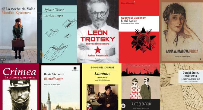 Presentamos varios títulos destacados de la variada oferta presente en las casetas madrileñas. Fuente: Ferran Mateo