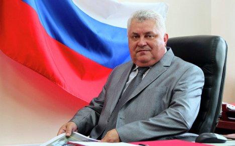 Yuri Mayevski, jefe de I+D y vicedirector del consorcio Tecnologías Radioelectrónicas. Fuente: servicio de prensa