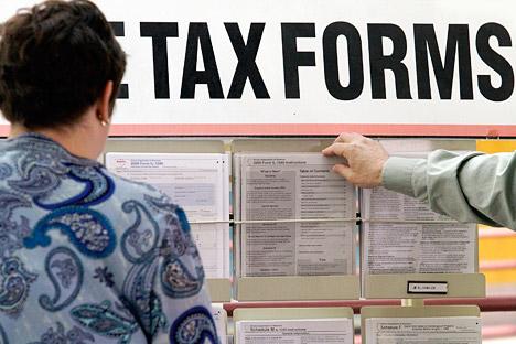 El legislador Ruslán Gattarov solicita una auditoría al servicio federal dedicado a la recaudación. Fuente: AP