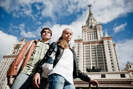 Do you want to study in Russia?